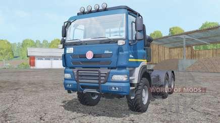Tatra Phoenix T158-8P5 6x6 2011 para Farming Simulator 2015