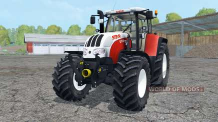 Steyr 6195 CVT 2005 para Farming Simulator 2015