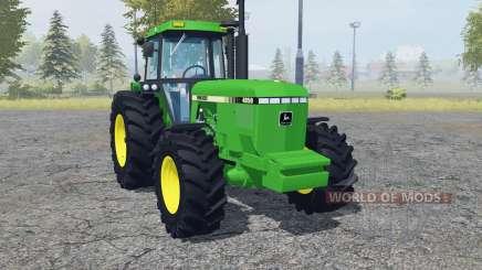 John Deere 4850 1983 para Farming Simulator 2013