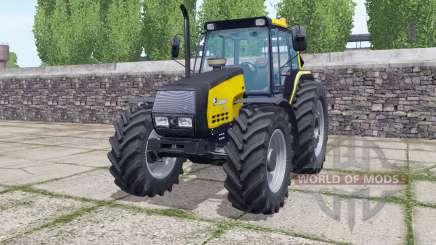 Valmet 6400 wheels selection para Farming Simulator 2017