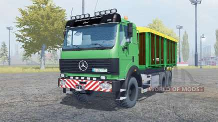 Mercedes-Benz 2631 AK para Farming Simulator 2013