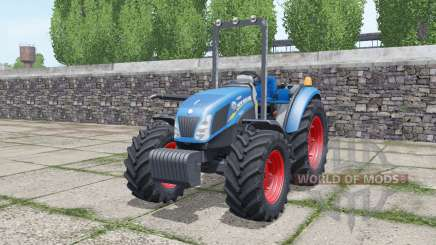 A New Holland T4.75 Jardim Editioɳ para Farming Simulator 2017