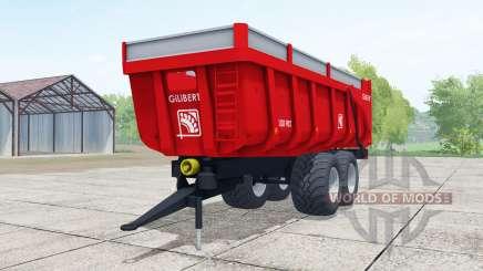 Gilibert 1800 Pᶉo para Farming Simulator 2017