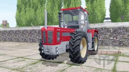 Schluter Super 2500 TVL more realistic para Farming Simulator 2017