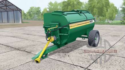 Major Muckout 750 para Farming Simulator 2017