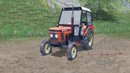 Zetor 7211 2WƉ para Farming Simulator 2017