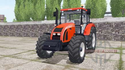 Zetor Forterra 11441 real exhaust smoke para Farming Simulator 2017
