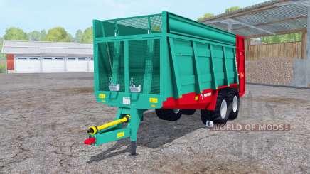 Farmtᶒch Fortis 2000 para Farming Simulator 2015