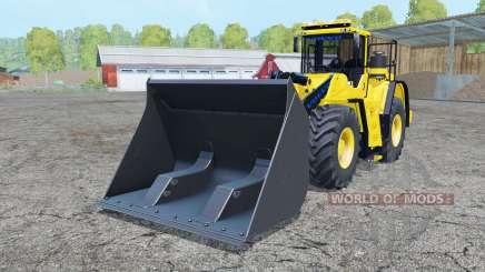Volvo L180Ƒ para Farming Simulator 2015