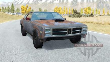Bruckell Moonhawk General v3.0 para BeamNG Drive