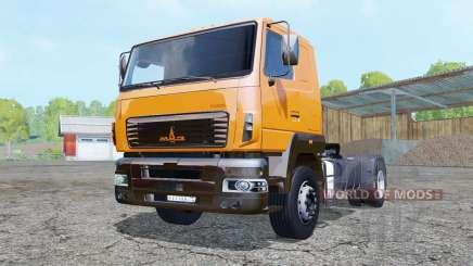 MAZ-5440 para Farming Simulator 2015