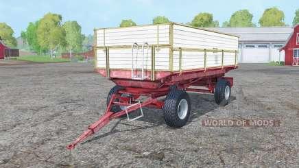 Kronᶒ Emsland para Farming Simulator 2015