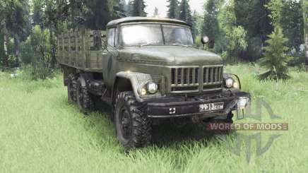 ZIL 131Н para Spin Tires