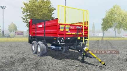 Metal-Facⱨ N267-1 para Farming Simulator 2013