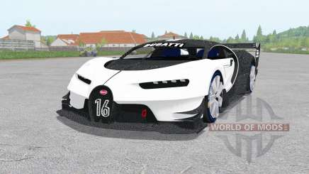 Bugatti Vision Gran Turismo 2015 para Farming Simulator 2017