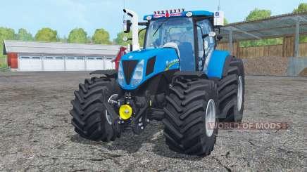 Novo Hollanɗ T7.170 para Farming Simulator 2015