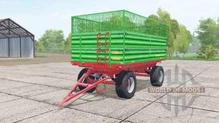 Pronaᶉ T653-2 para Farming Simulator 2017