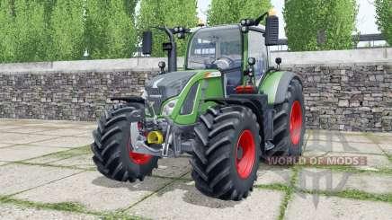 Fendt 712 Vario wheels selection para Farming Simulator 2017
