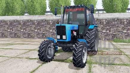 MTZ Bielorrússia 82.1 móvel elementos para Farming Simulator 2017
