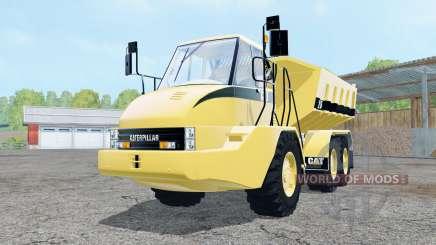 Caterpillar 725 para Farming Simulator 2015