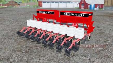 Semeato PSE 8 para Farming Simulator 2015
