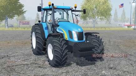 Novo Hꝍlland TL 100A para Farming Simulator 2013