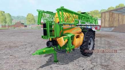 Amazonᶒ UX 5200 para Farming Simulator 2015
