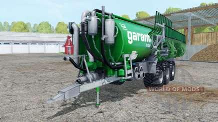 Kotte Garant Profi VTⱤ 25.000 para Farming Simulator 2015
