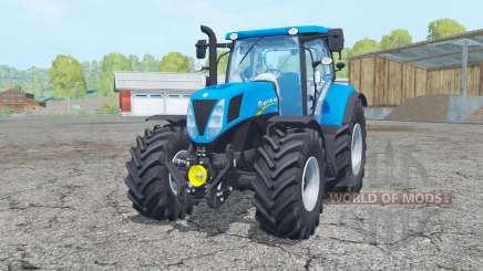 New Holland T7.170 moving elements para Farming Simulator 2015