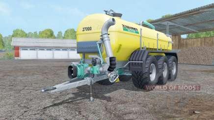 Zunhaᶆᶆer SK TR 27000 para Farming Simulator 2015