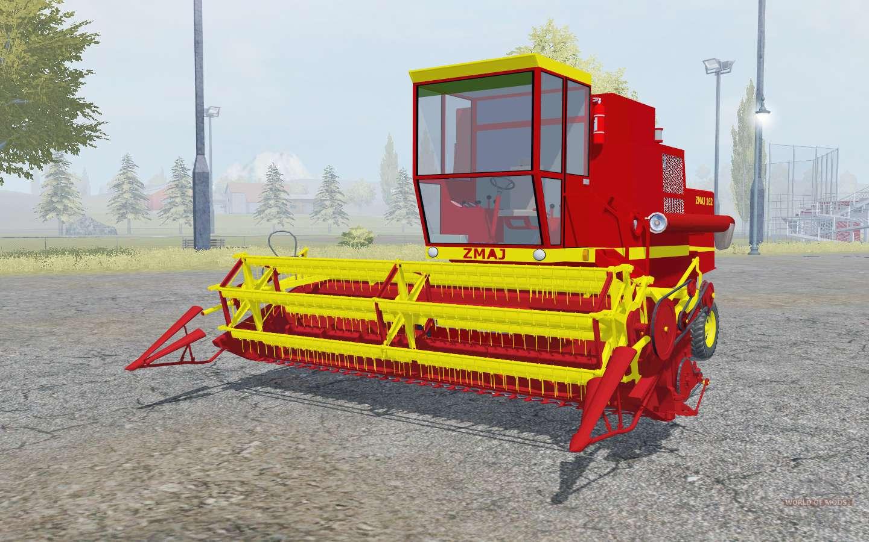Zmaj 162 Para Farming Simulator 2013