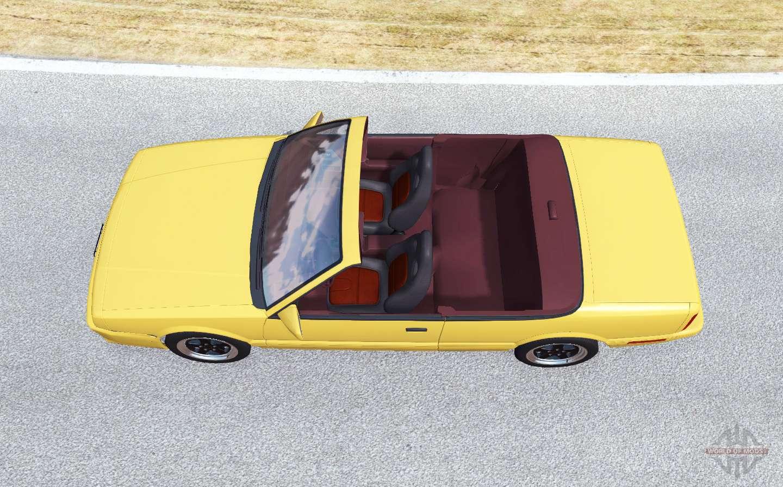 Bruckell LeGran Coupe & Convertible V2.0.1 Para BeamNG Drive