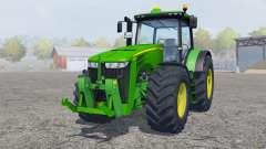 John Deere 8360R islamic green para Farming Simulator 2013