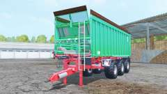 Kroger Agroliner TAW 30 lime green para Farming Simulator 2015