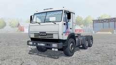 KamAZ-6460 para Farming Simulator 2013