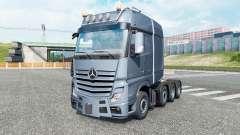 Mercedes-Benz Actros 4163 SLT (MP4) 2013 para Euro Truck Simulator 2