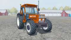 New Holland 110-90 blaze orange para Farming Simulator 2013