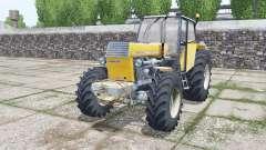 Ursus 1204 naples yellow para Farming Simulator 2017