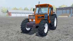 New Holland 110-90 pure orange para Farming Simulator 2013