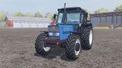New Holland 110-90 pure cyan para Farming Simulator 2013