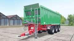Kroger Agroliner TAW 30 lime green para Farming Simulator 2017