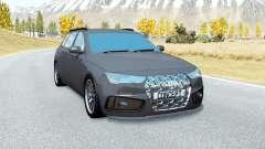 Audi RS 6 Avant (C7) para BeamNG Drive