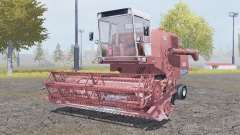 Bizon Z056 very soft red para Farming Simulator 2013
