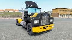 Mack R600 Day Cab 6x4 para Euro Truck Simulator 2