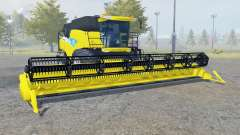 New Holland CR9090 safety yellow para Farming Simulator 2013