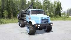 KrAZ-6322 para MudRunner