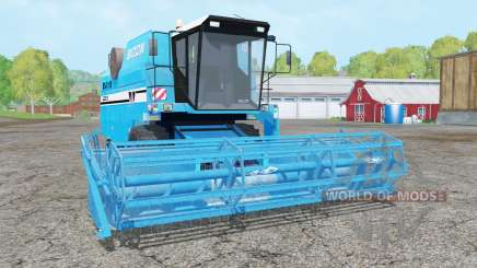 Bizon BS-5110 para Farming Simulator 2015