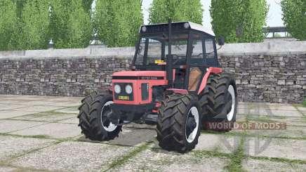 Zetor 6245 congo pink para Farming Simulator 2017