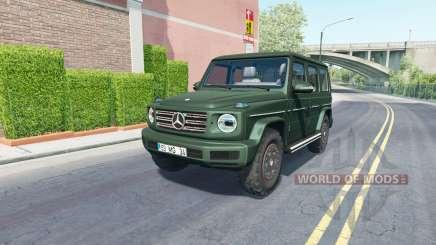 Mercedes-Benz G 500 (Br.463) 2018 para American Truck Simulator