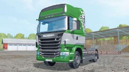 Scania R560 Highline para Farming Simulator 2015